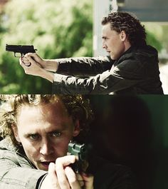 Tom Hiddleston | Magnus Martinsson in Wallander (2008)