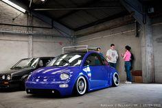 New Beetle custom