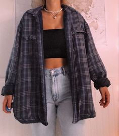 Freund Karohemd Tomboy Outfit Idee - Nadine Blog  #freund #karohemd #nadine #outfit #tomboy #Crafting