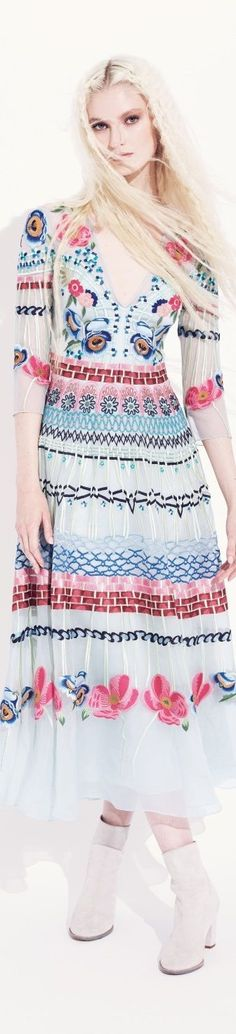 Temperley London Resort 2017✖️More Pins Like This One At FOSTERGINGER @ Pinterest✖️