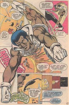 Things That Turned Out Bad - The Racially Segregated Superhero of the Future!