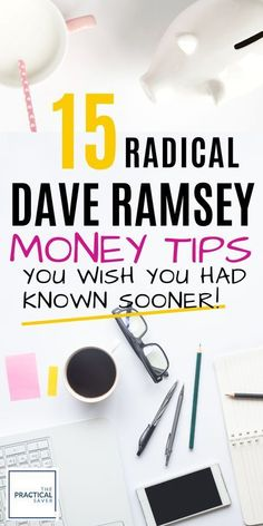 Dave Ramsey Tips: 15 Best Smart Money Tips From Dave - Finance tips, saving money, budgeting planner Financial Peace, Financial Tips, Financial Planning, Financial Assistance, Budgeting Finances, Budgeting Tips, Budgeting Worksheets, Money Tips, Money Saving Tips