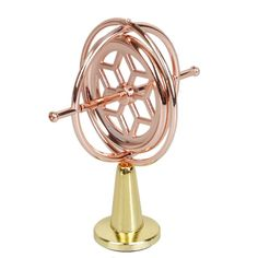 Stress Relief Toys - Gyro Metal Gyroscope Classic Children Toys Educational Creative Learning Experiment Magic UFO Spinner Kid Pressure Relieve Gift Emotional Strength, Stress Relief Toys, Children Toys, Doll Toys, Dolls, New Furniture, Ufo, Experiment, Magic