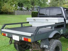 *Official* Toyota Flatbed Thread - Page 13 - : and Off-Road Forum Toyota Autos, Toyota 4x4, Toyota Trucks, Cool Trucks, Pickup Trucks, Chevy Trucks, Toyota Hilux, Toyota Tacoma, Custom Truck Flatbeds