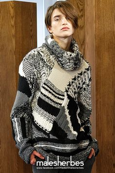 [ Fashion ] Nicole Farhi 2014 Fall Please follow us on our FACKBOOK page, if you interested and also to know more about us and crochet, knitting, arts, fashion, movies and more… https://www.facebook.com/maisonmalesherbes