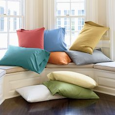 300-Thread Count Wrinkle-Free Sateen Duvet Cover and Sham | The Company Store