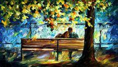 Painting Love Lovers 2 Oil Painting On by AfremovArtStudio