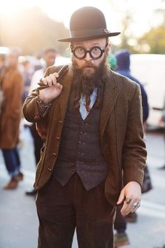 Fabulous Old Man Fashion Looks (10)