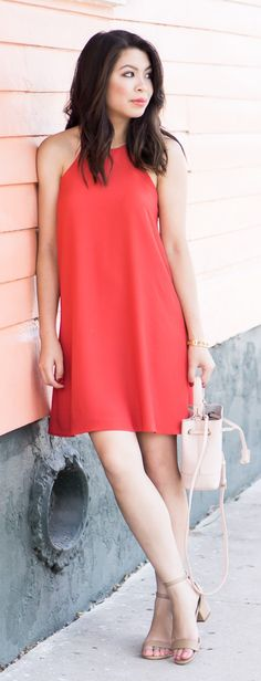 e9eb17e3bebd7 High neck dress in New Orleans Bywater