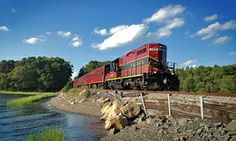 Groupon - Two or Four Shoreline Excursion Tickets to Board a Vintage Train on the Cape Cod Central Railroad (Up to 39% Off) in Hyannis Depot. Groupon deal price: $25