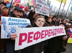 Donetsk and Luhansk pro-Russian separatists hold self-rule referendums