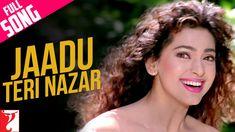 Jaadu Teri Nazar - Full Song HD   Darr   Shah Rukh Khan   Juhi Chawla