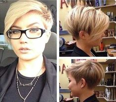 Simple Trendy Short Hairstyles for 2015