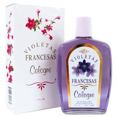 Violetas Francesas Cologne [SEALED] - http://www.theperfume.org/violetas-francesas-cologne-sealed/