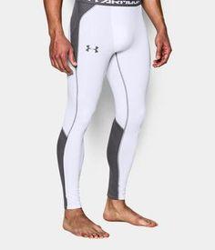 Men's UA HeatGear® ArmourVent™ Compression Leggings   Under Armour US