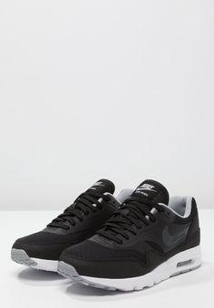 san francisco 934e1 64f9d Nike Sportswear AIR MAX 1 ULTRA ESSENTIALS - Joggesko - blackwolf  greymetallic silver - Zalando.no
