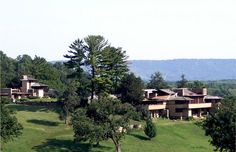 Taliesin Preservation, Inc. was created to preserve the buildings, artifacts, landscape, and legacy of Frank Lloyd Wright in Wisconsin.