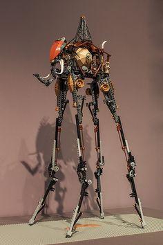Salvador Dali: The Elephants