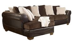 Victory - Chocolate Sectional