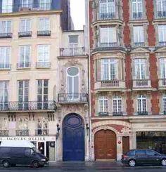 La maison la plus étroite à Paris !
