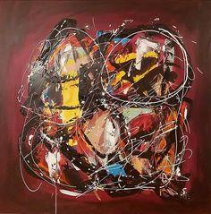 Malerier | Billedkunstner Martin Boldsen Spiderman, Superhero, Fictional Characters, Art, Kunst, Spider Man, Craft Art, Fantasy Characters, Art Education