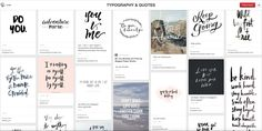 Awesome Design Boards to Follow On Pinterest Typography Dinosaur Dances