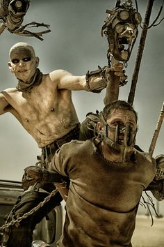 Mad Max: Fury Road by George Miller Glorious. Also, can I just say: Charlize Theron aka Imperator Furiosa totally owns that movie. Tom Hardy Mad Max, Mad Max Fury Road, Best Action Movies, Action Film, Film D'action, Film Movie, Max Movie, Movie Scene, Charlize Theron