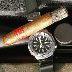 """Watch of the Day Fun with water effects At the pool with a Seiko """"Monster Tuna"""" from April 2017 # Mechanical Watch, Automatic Watch, Wristwatches, Vintage Watches, Seiko, Tuna, Rolex, Watches For Men"""