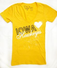 Iowa Hawkeyes <3