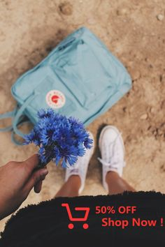 Shop Fjallraven Kanken Classic Sky Blue Backpack at Urban Outfitters today. Mochila Kanken, Kanken Backpack, Beste Tattoo, Blue Aesthetic, Urban Outfitters, Creations, Backpacks, My Style, Inspiration
