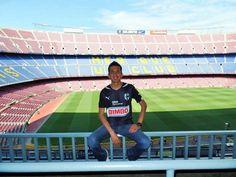 Jair Soto desde Barcelona. #RayadosEnElMundo