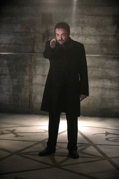 Hello, dears. I'm Crowley, king of hell. I'm good and evil, you could say. I help the Winchesters only if they ask.