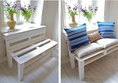Love all these great pallet ideas.