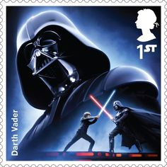 Star Wars Stamps – Fubiz Media
