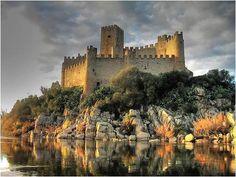 Castelo de Almourol, Portogallo