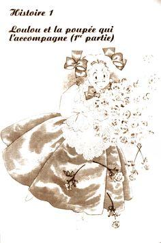 Berubara Gaiden. Histoire 1: Loulou et la poupée qui l'accompagne