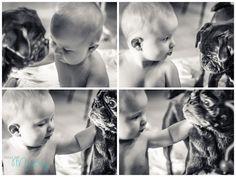 baby and pug <3  <3  <3