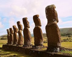 Easter Island - 9 places to see before you die: http://www.ytravelblog.com/top-10-places-to-see-before-you-die/