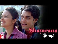 Shayarana - Full Song - Daawat-e-Ishq