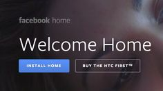 Facebook Home For Android – Available On Google Play