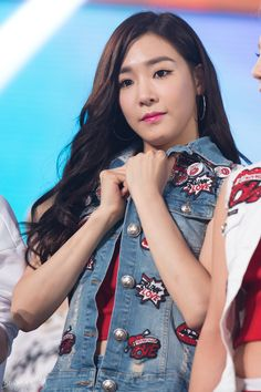 150723 Girls' Generation Tiffany @ M!Countdown (Party Live)