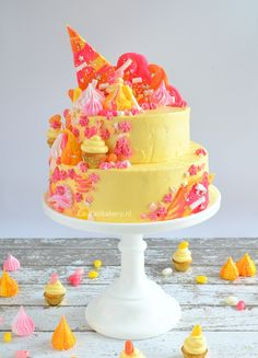 Spektakel taart - Laura's Bakery