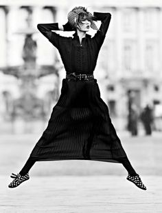 Karlie Kloss for Vogue Paris 2013 by Lachlan Bailey