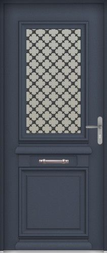 menuiseries et volets aluminium gris sabl 2900 fa ades. Black Bedroom Furniture Sets. Home Design Ideas