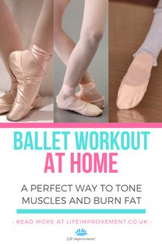 Want to tone up, get fit and lose weight? Try ballet exercises. This workout that Ballerina Workout, Ballerina Body, Ballet Body, Ballet Terms, Beginner Ballet, Pilates Reformer Exercises, Pilates Yoga, Ballet Stretches, Dance Tips
