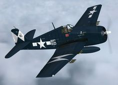 F6F Hellcat Fighter