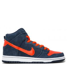 uk availability f262b 7173b Dunk Hi Pro Sb Syracuse Obsidian, Team Orange-White 305050-481 Nike Dunks