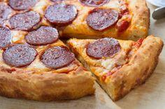 Gluten-Free Pizza Crust | kingarthurflour.com