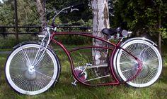 Basman Bicycle | some examples of custom bikes built on the basman frame