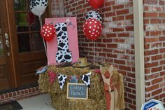 Cowboy Themed 1st Birthday Party | Plan and Design Parties!: Cowboy Themed First Birthday Party